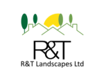 R&T Landscapes Logo